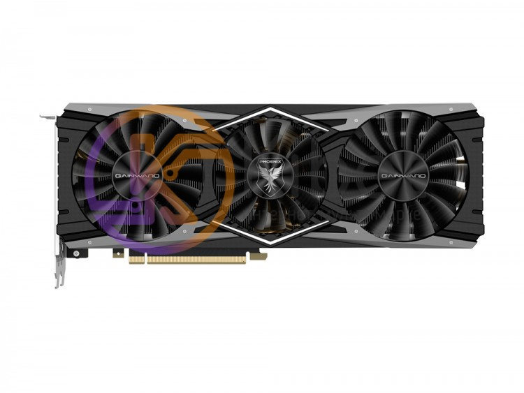 Видеокарта GeForce RTX 2080Ti OC, Gainward, Phoenix 'GS', 11Gb DDR6, 352-bit, HD