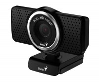 Web камера Genius ECam 8000 Full HD Black, 2.0 Mpx, 1920x1080, USB 2.0, встроенн