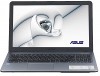 Ноутбук 15' Asus X540MA-GQ012 Grey 15.6' матовый LED HD (1366x768), Intel Celero