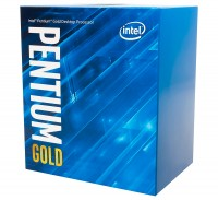 Процессор Intel Pentium Gold (LGA1151) G5400, Box, 2x3,7 GHz, UHD Graphic 610 (1