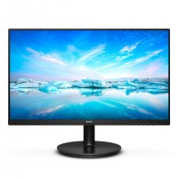Монитор 21.5' Philips 221V8 01 Black, WLED, VA, 1920x1080, 4 мс, 200 кд м2, 4000