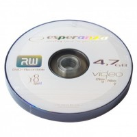 Диск DVD+R 10 Esperanza, 4.7Gb, 16x, Bulk Box