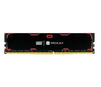 Модуль памяти 4Gb DDR4, 2133 MHz, Goodram Iridium, Black, 14-14-14, 1.2V, с ради