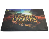 Коврик Pod Mishkou League of Legends-М 220х320 мм