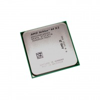 Процессор AMD (AM2) Athlon 64 X2 5200+, Tray, 2x2,7 GHz, L2 1Mb, Brisbane, 65 nm