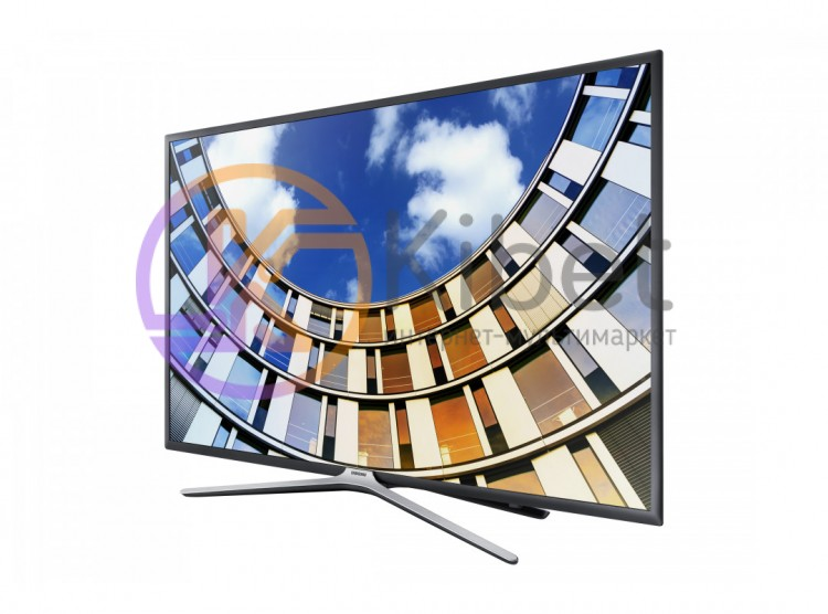 Телевизор 43' Samsung UE-43M5500 LED Full HD 1920x1080 800Hz, Smart TV, USB, VES