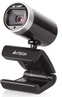 Web камера A4Tech PK-910H, Black Silver, 2 Mp, 1920x1080 30 fps, USB 2.0, встрое