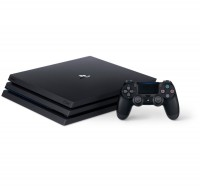Игровая приставка Sony PlayStation 4 Pro, 1000 Gb, Jet Black