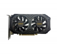 Видеокарта GeForce GTX1050Ti OC, Manli, Gallardo, 4Gb DDR5, 128-bit, DVI HDMI DP