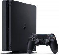 Игровая приставка Sony PlayStation 4, 1000 Gb, Black + Destiny 2
