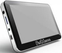 GPS Навигатор 5' Palmann 512 A, 480x272, MSB 2531, 500 MHz, 128 Mb, 4Gb, Windows