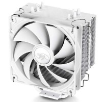 Вентилятор CPU Deepcool GAMMAXX 400 White, 121x75.5x144мм 900-1600 об мин LGA201