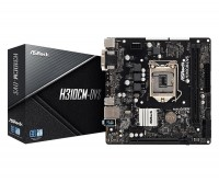 Материнская плата 1151 (H310) AsRock H310CM-DVS, H310, 2xDDR4, Int.Video(CPU), 4