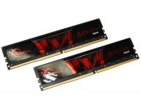 Модуль памяти 16Gb x 2 (32Gb Kit) DDR4, 2133 MHz, G.Skill Aegis, 15-15-15-36, 1.