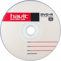 Диск DVD+R 50 Havit, 4.7Gb, 16x, Bulk Box