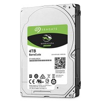 Жесткий диск 2.5' 4Tb Seagate BarraCuda HDD, SATA3, 128Mb, 5400 rpm (ST4000LM024