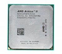 Процессор AMD (AM3) Athlon II X3 425, Tray, 3x2,7 GHz, L2 1.5Mb, Rana, 45 nm, TD