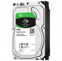 Жесткий диск 3.5' 6Tb Seagate Barracuda, SATA3, 256Mb, 5400 rpm (ST6000DM003)