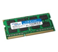 Модуль памяти SO-DIMM, DDR3, 4Gb, 1600 MHz, Golden Memory, 1.5V (GM16S11 4)