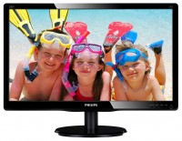 Монитор 19.5' Philips 200V4QSBR 00,01 Black, WLED, MVA, 1920x1080, 8 мс, 250 кд