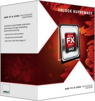 Процессор AMD (AM3+) FX-8320, Box, 8x3,5 GHz (Turbo Boost 4,0 GHz), L3 8Mb, Vish