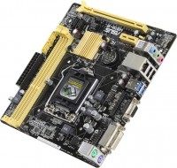 Материнская плата 1150 (H81) Asus H81M-R C SI, H81, 2xDDR3, Int.Video(CPU), 2xSA