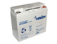 Батарея для ИБП 12В 20Ач Merlion GP1220M5, 12 V 20 Ah, ШхДхВ 65х151х101, White Q