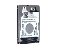 Жесткий диск 2.5' 500Gb Western Digital Black, SATA3, 32Mb, 7200 rpm (WD5000LPLX