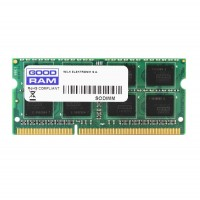 Модуль памяти SO-DIMM, DDR3, 8Gb, 1600 MHz, Goodram, 1.35V (GR1600S3V64L11 8G)