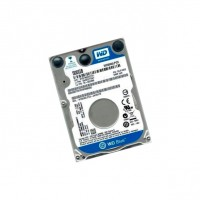 Жесткий диск 2.5' 500Gb Western Digital Blue, SATA3, 16Mb, 5400 rpm (WD5000LPCX)