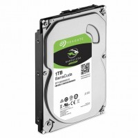 Жесткий диск 3.5' 1Tb Seagate BarraCuda, SATA3, 64Mb, 7200 rpm (ST1000DM010)