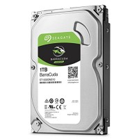 Жесткий диск 3.5' 1Tb Seagate BarraCuda, SATA3, 64Mb, 7200 rpm (ST1000DM010) Б Н