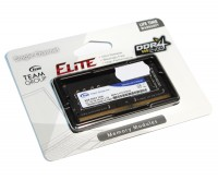 Модуль памяти SO-DIMM 8Gb, DDR4, 2400 MHz, Team Elite, 1.2V, CL16 (TED48G2400C16