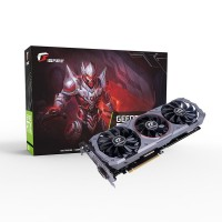 Видеокарта GeForce GTX 1660, Colorful, iGame Advanced OC, 6Gb DDR5, 192-bit, DVI