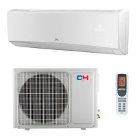 Кондиционер Cooper Hunter Alfa inverter CH-S09FTXE Wi-Fi White, сплит-система, к