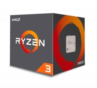 Процессор AMD (AM4) Ryzen 3 1300X, Box, 4x3,5 GHz (Turbo Boost 3,7 GHz), L3 8Mb,