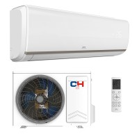 Кондиционер Cooper Hunter Inverter CH-S12FTXN-E White, сплит-система, компрессор