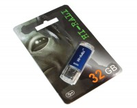 USB Флеш накопитель 32Gb Hi-Rali Rocket series Blue HI-32GBVCBL