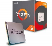 Процессор AMD (AM4) Ryzen 5 1600X, Box, 6x3,6 GHz (Turbo Boost 4,0 GHz), L3 16Mb