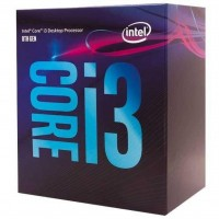 Процессор Intel Core i3 (LGA1151) i3-9100F, Box, 4x3,6 GHz (Turbo Boost 4,2 GHz)