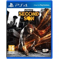 Игра для PS4. inFamous: Second Son. Русская версия