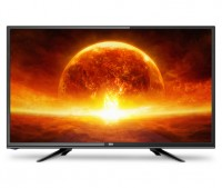 Телевизор 24' DEX LE2455ТS2, LED HD 1366x768 50Hz, DVB-T2, HDMI, USB, VESA (100x