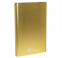 Карман внешний 2,5' ProLogix SATA HDD 2.5', USB 2.0, Gold (BS-U25F)