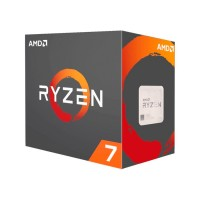 Процессор AMD (AM4) Ryzen 7 1800X, Box, 8x3,6 GHz (Turbo Boost 4,0 GHz), L3 16Mb