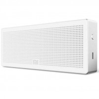 Колонка портативная 2.0 Xiaomi Mi Speaker Square Box NDZ-03-GB White