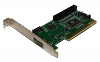 Контроллер PCI - SATA Atcom VIA 6421 chipset SATA(3port)+IDE (1port) PCI