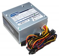 Блок питания Chieftec 500W GPB-500S, 120 mm, 20+4pin, 1x4pin, SATA х 5, Molex 3x