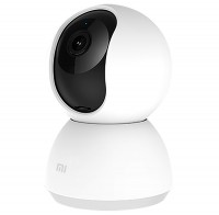 IP камера Xiaomi MiJia 360 Home Camera, White, 1080p, WiFi, 1920x1080 30fps, H.2