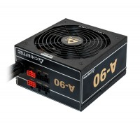 Блок питания Chieftec 650W GDP-650C, 140 mm, 24pin, 2x4+8pin, SATA х 6, Molex 3x