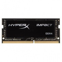 Модуль памяти SO-DIMM, DDR4, 4Gb, 2400 MHz, Kingston HyperX Impact, 1.2V, CL16 (
